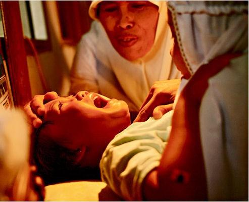hvorfor bliver muslimer omskåret