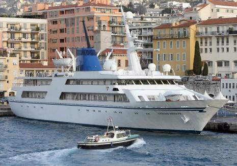 saddams yacht
